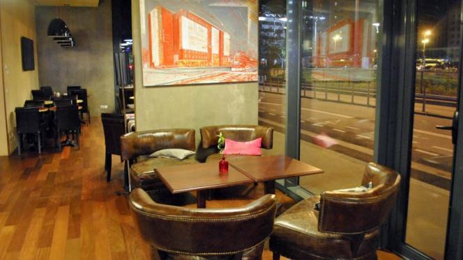Coin Lounge - Le Vin Gourmand, Lyon