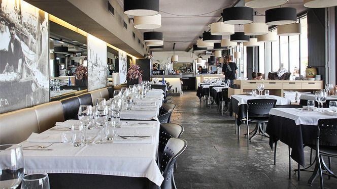 Sala principal de día - Arenal Restaurant, Barcelona