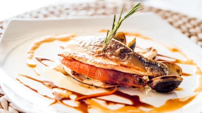 Sugerencia de pescado - Arenal Restaurant, Barcelona