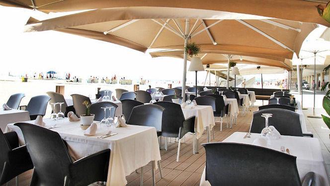 Terraza con vistas al mar - Arenal Restaurant, Barcelona