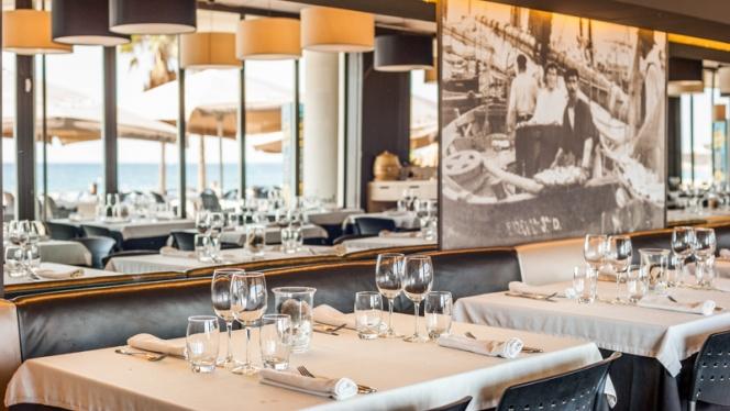 Vista de la sala - Arenal Restaurant, Barcelona