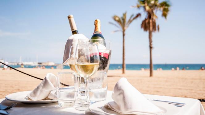 Vistas al mar - Arenal Restaurant, Barcelona