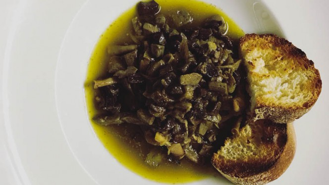 Suggerimento dello chef - Trattoria Da Nordio, Ancona