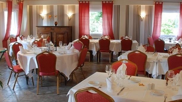 Tables dressées - Le Faubourg, Toulouse