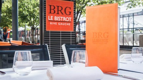 Le Bistrot Rive Gauche (BRG), Lyon