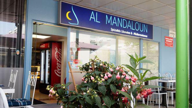 Devanture - Al Mandaloun, Strasbourg
