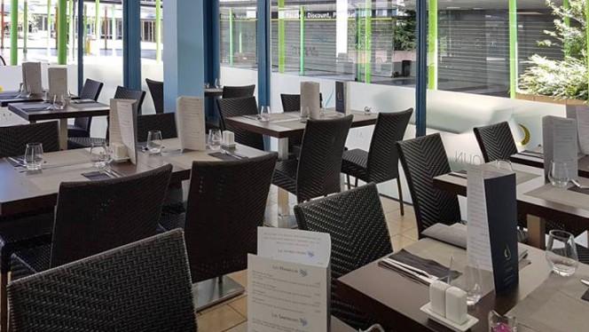 Salle du restaurant - Al Mandaloun, Strasbourg