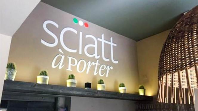 Veduta dell interno - Sciatt a Porter, Milan