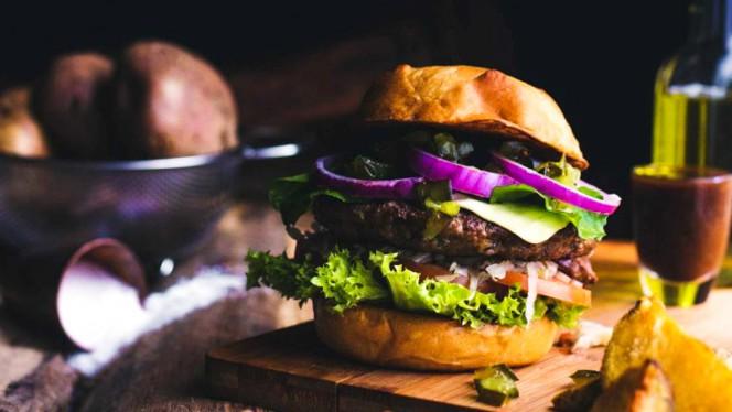 Suggestion de plat - Bohemia Burgers & Co, Helsingborg