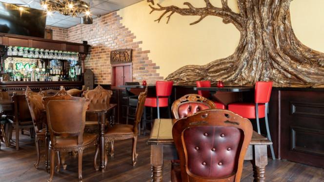 Het restaurant - Prinses, Groningen