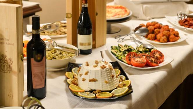 Buffet degli Antipasti - La Stua, Livigno