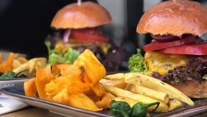 Sugerencia del chef - Chick's Burger Bar, Barcelona