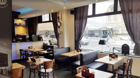 Couronne du Rail Brasserie, Ixelles