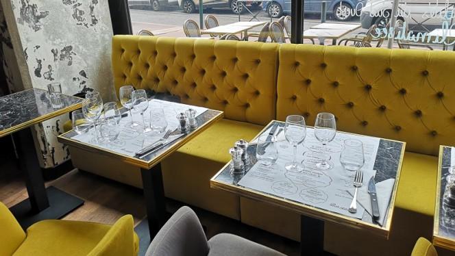 Salle du restaurant - Mon Canard St Georges, Toulouse