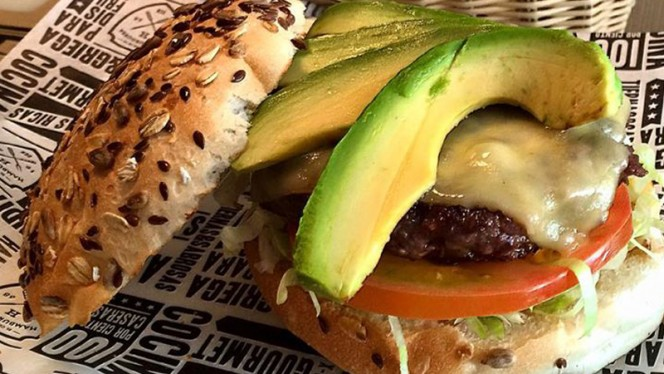 Sugerencia del chef - El Club de la Hamburguesa, Barcelona