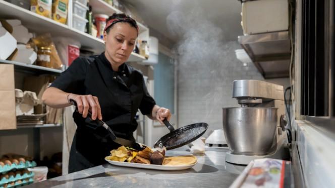 Chef - Cafeincup - Le Brunch, Bordeaux