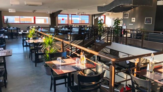 Salle du restaurant - Le Patio, Toulouse