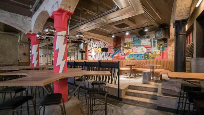 Vista sala - Clubhaus - Jungle Room, Barcelona