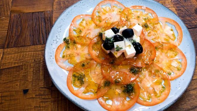 Sugerencia del chef - Mezza, Barcelona