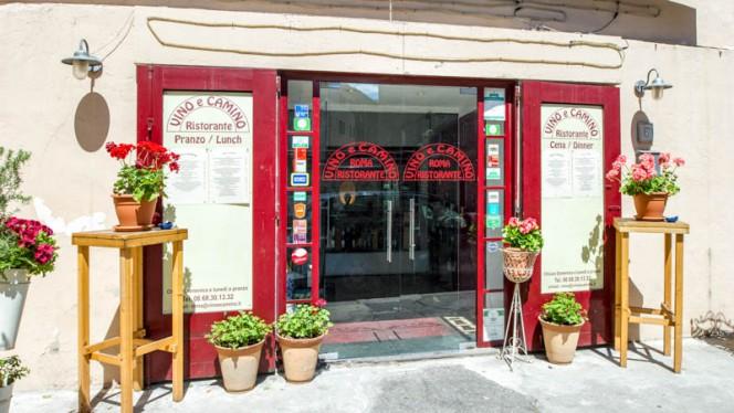 Esterno - Vino E Camino, Rome