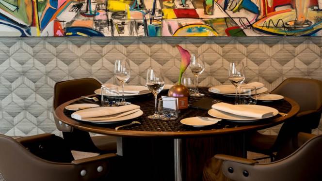 Restaurant - Parkheuvel, Rotterdam