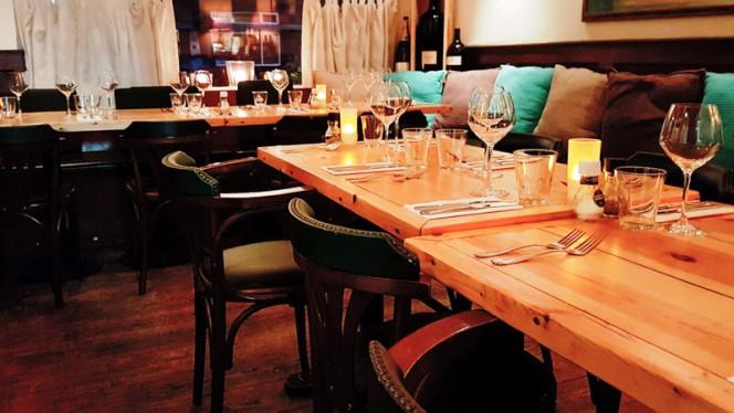 Restaurant - De Lof der Zotheid, Den Haag