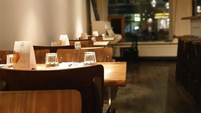 Onze restaurant - Mamma Licia (voorheen La Tavolata), Rotterdam