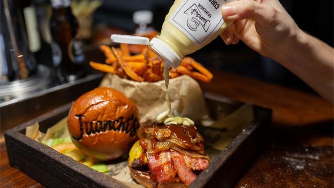 Sugerencia del chef - Juanchis Burgers - C. Peñalver, Madrid