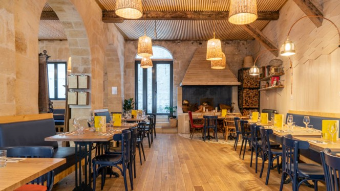 Vue de l'intérieur - Casa Gaïa, Bordeaux