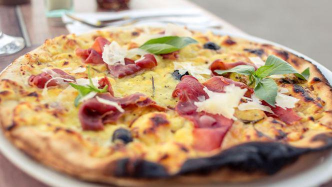Pizza - Le Quai de La Galiote, Marseille