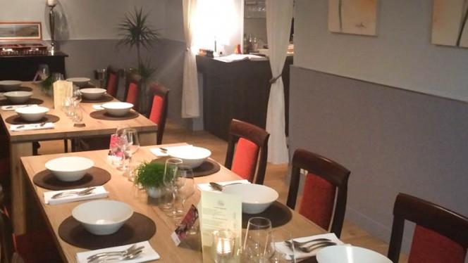 salle - Sous le Charme - Table d'hôtes, Saint-André-lez-Lille