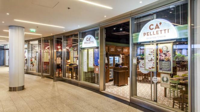 Entrata - Ca'pelletti Milano, Milan