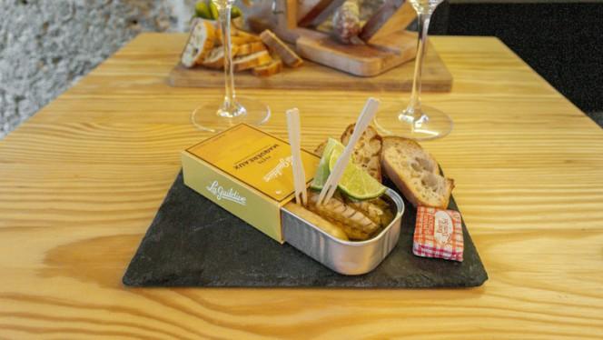 Suggestion de plat - La Dépendance, Lyon