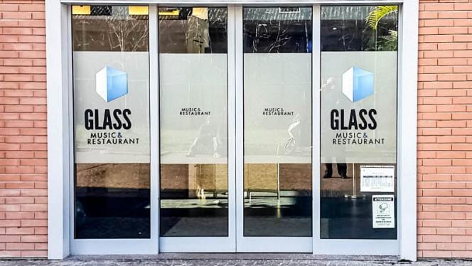 La entrata - Glass Music & Restaurant, Milan