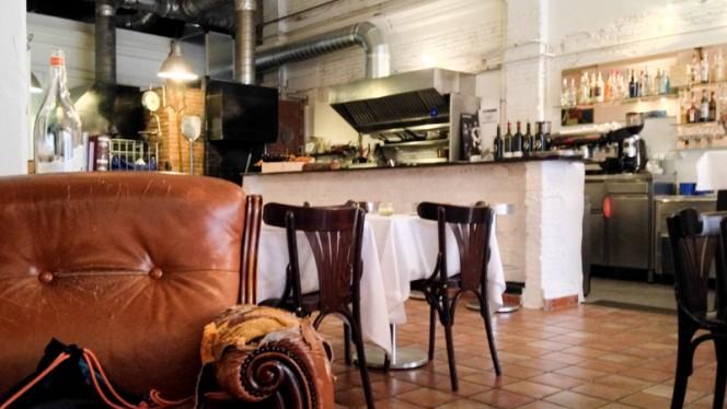 Vista sala - Acqua & Sale, Barcelona