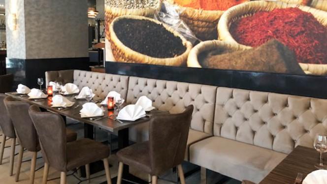 Het restaurant - Tulip Indian Restaurant Rotterdam, Rotterdam