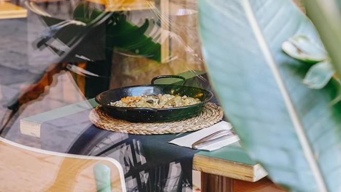 Sugerencia del chef - L'Orwell, Barcelona