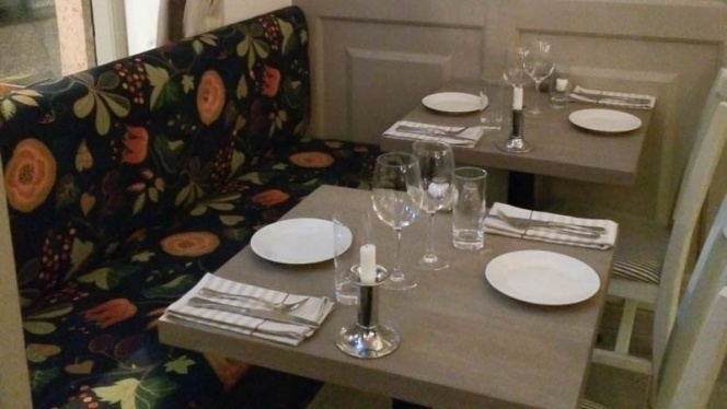 Dining - Spisa hos Helena, Stockholm