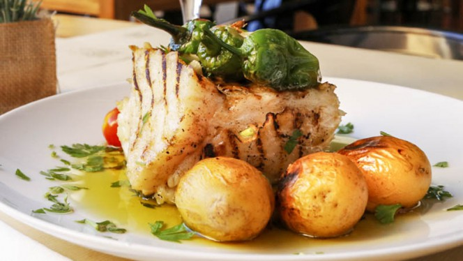 Sugestão de prato - Santa Bica - Eat, Drink, Sleep, Lisboa