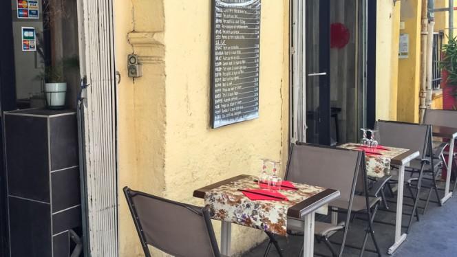 La terrasse - Jade, Aix-en-Provence
