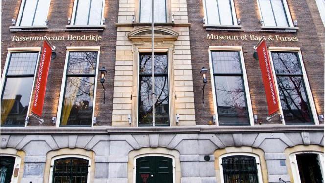 Ons prachtige pand aan de Herengracht - Museumrestaurant Tassenmuseum, Amsterdam