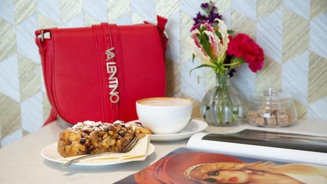 Ook voor de lekkerste taarten en koffies kunt u bij ons terecht! - Museumrestaurant Tassenmuseum, Amsterdam