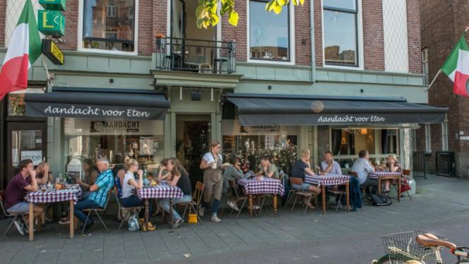 Biltstraat terras - Aandacht voor Eten Restaurant, Utrecht