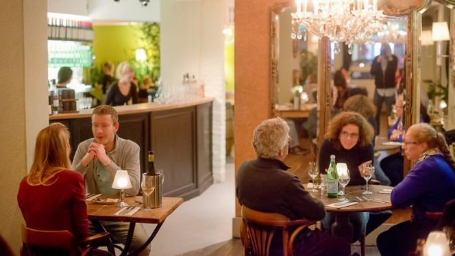 Het restaurant - Aandacht voor Eten Restaurant, Utrecht