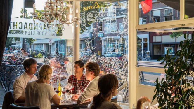 Straatkant - Aandacht voor Eten Restaurant, Utrecht