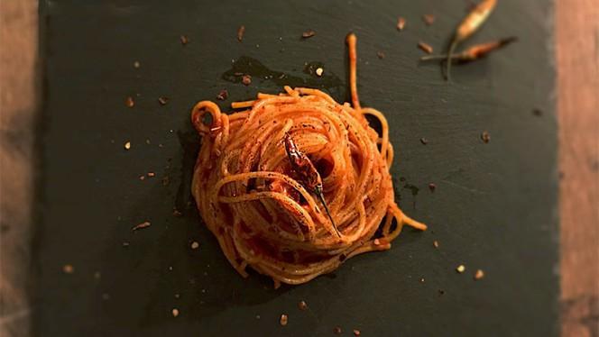 spaghetti all'assassina - Maví cafe-bistrot, Bari