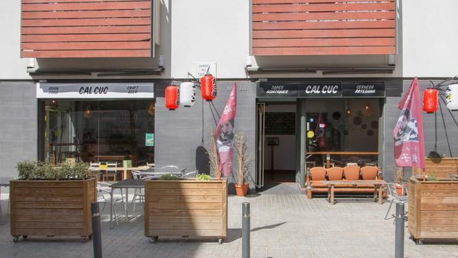 Entrada - Cal Cuc, Barcelona