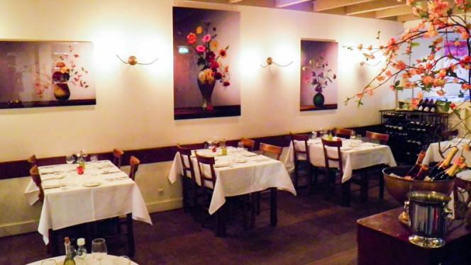 Het restaurant - La Stanza, Rotterdam