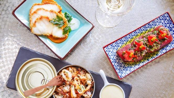 THE WORLD ON SMALL PLATES - Eat Me - Lausanne, Lausanne