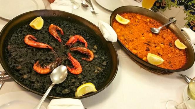 Sugerencia paellas - Canyes, Valencia